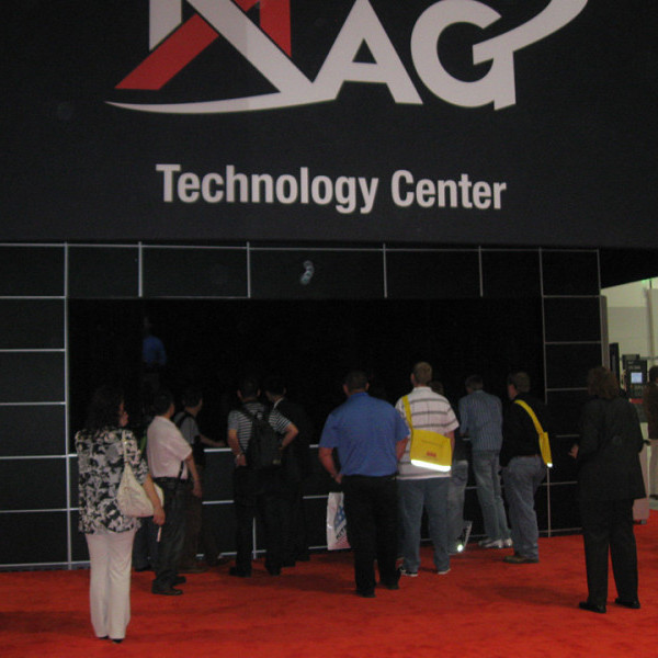 MAG Large Equipment Trade Show
